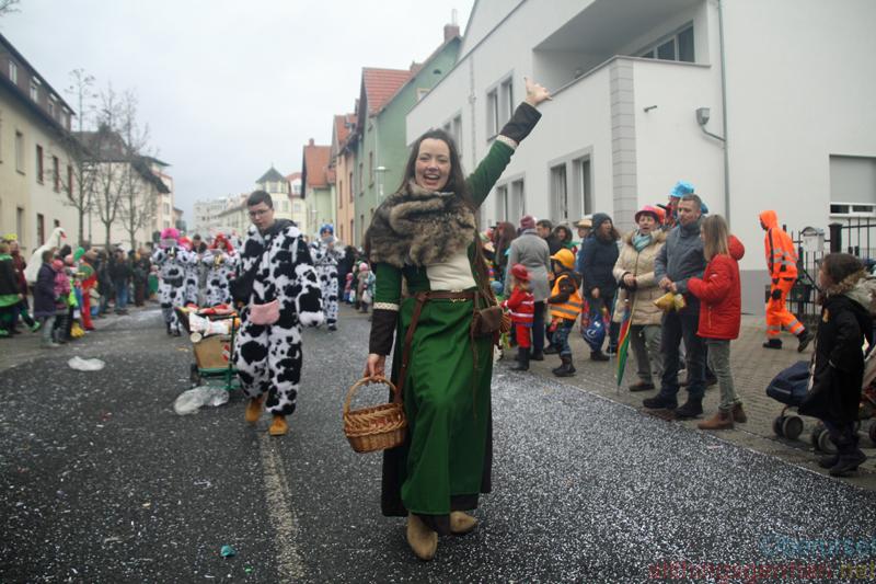 Ursellis Historica - Taunus-Karnevalszug 2019