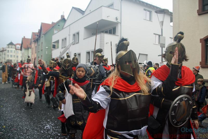 Lustige Stierstädter - Taunus-Karnevalszug 2019