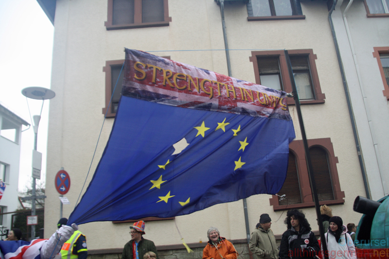 Maasgrunder Entenbrüder - Taunus-Karnevalszug