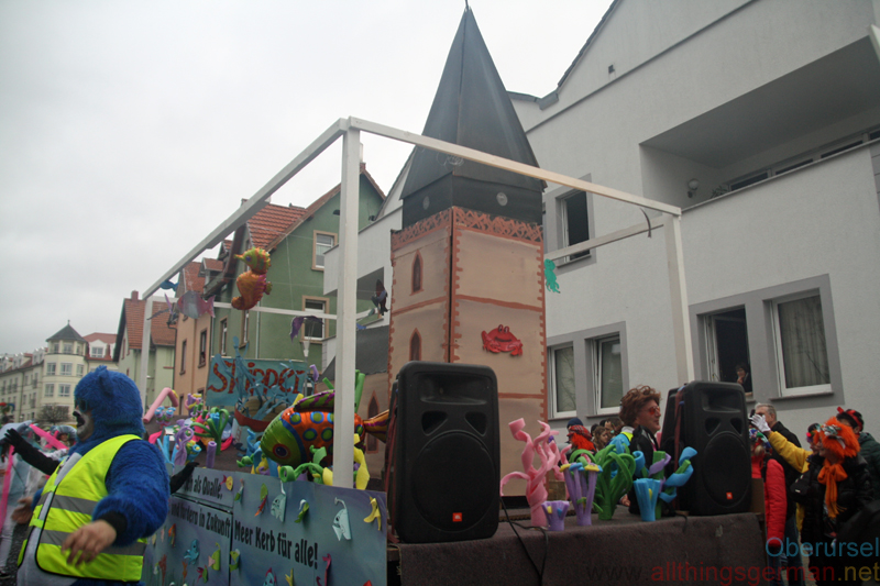 Orscheler Kerbeborschen - Taunus-Karnevalszug