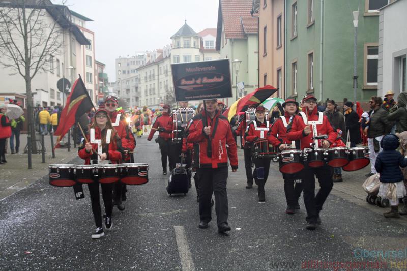 Sound of Sauerland - Taunus-Karnevalszug 2019