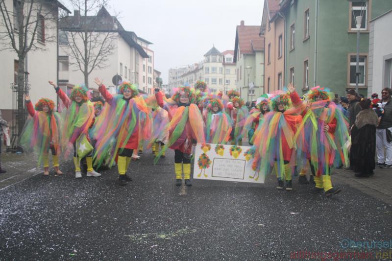 Karnevalsverein Club Geselligkeit Humor Weißkirchen 1952 - Taunus-Karnevalszug 2019