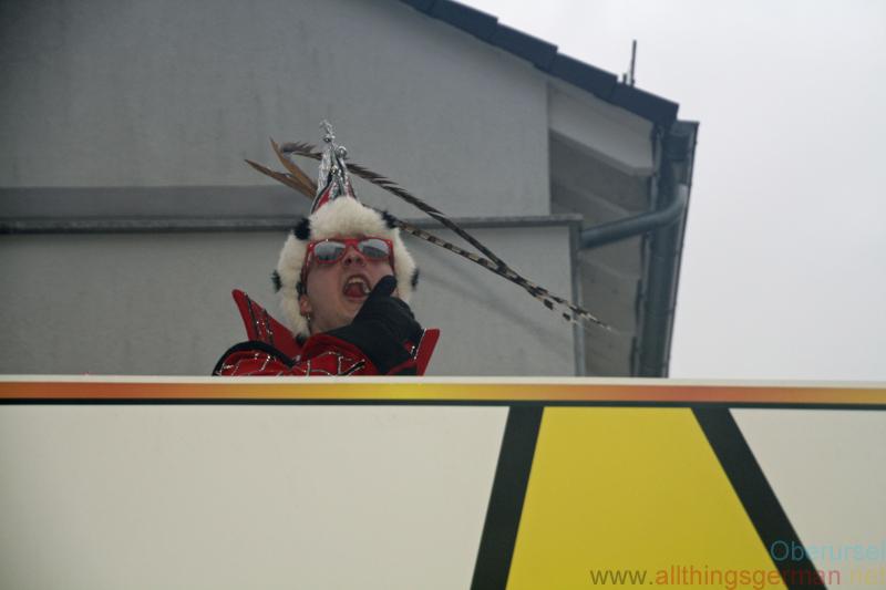 Prinz Marcel I. - Taunus-Karnevalszug 2019