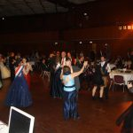 Dancing in the Stadthalle