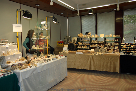 The Mineral and Fossil Exchange in Oberursel 2012