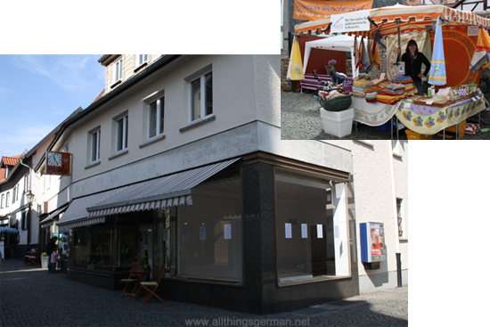 Bonjour Provence - two weeks to go until the opening in the Strackgasse