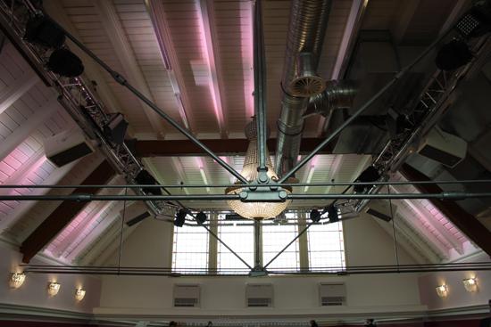 Oberursel Station - The Dance School Ballroom