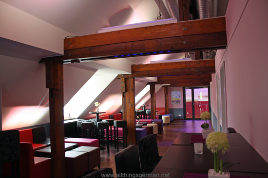 Oberursel Station - The Dance School Hallway